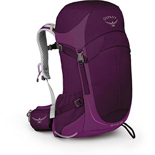 Osprey Damen-Wanderrucksack Sirrus 26 O/S 0 ruska purple