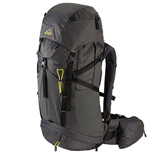 McKINLEY Katmai Trekkingrücksack, Schwarz, 40