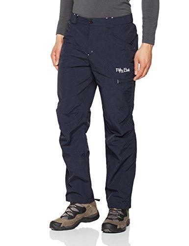 Fifty Five Herren Relaxed Hose Wanderhose Ron mit Ouick Dry Technologie 2905navXL, Einfarbig, Gr. W38/L32 (Herstellergröße: XL), Blau (navy 002)