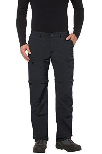 Vaude Herren Trekkinghose Farley ZO IV, black, 50, 3869