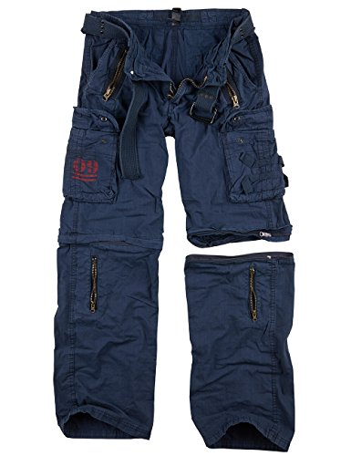 Surplus Royal Outback Trousers, royalblue, XL