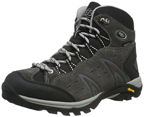 Bruetting MOUNT BONA HIGH, Herren Trekking- & Wanderstiefel, Grau (GRAU), 37 EU (3.5 Herren UK)
