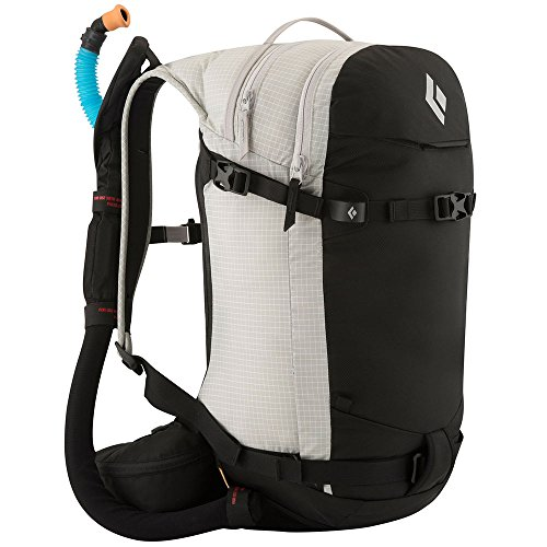 Black Diamond Dawn Patrol 32 Rucksack, Black/White, 34 x 30 x 20 cm