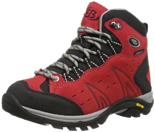 Bruetting MOUNT BONA HIGH, Damen Trekking- & Wanderstiefel, Rot (ROT), 37 EU (4 Damen UK)