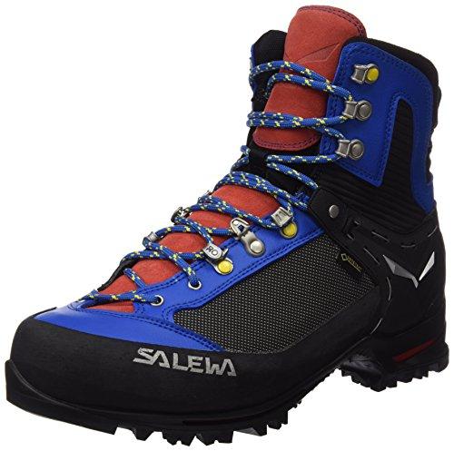 Salewa Herren MS Raven 2 Gore-Tex Trekking-& Wanderstiefel, Blau (Mayan Blue/Papavero 8592), 44 EU