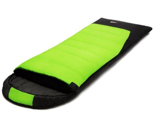 Mivall Pulsar Deckenschlafsack Bootsschlafsack atmungsaktiv 3 Jahreszeiten