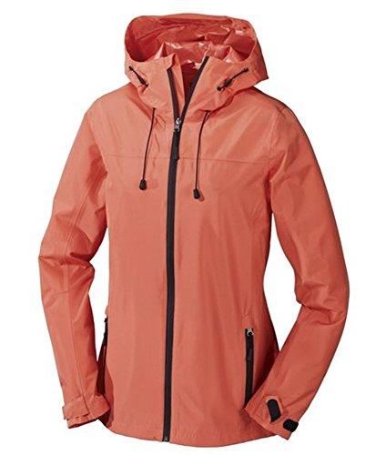 Crivit OUTDOOR Damen Trekkingjacke Orange 40