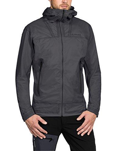 VAUDE Herren Zebru UL 3L Jacket Jacke, Iron, L