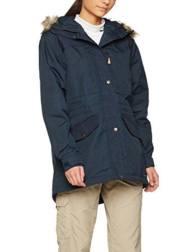 Fjällräven Damen Singi Winter Jacket W Trekkingjacke, Dark Navy, XS