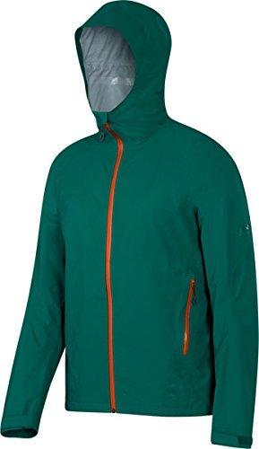 Mammut Jacke Herren Mellow Jacket Men Grün Outdoorjacke Atmungsaktiv Funktionsjacke Wanderjacke Trekkingjacke Gr. L