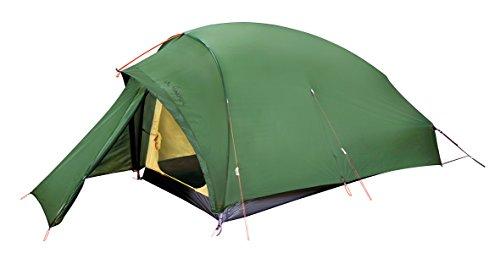 VAUDE Zelt Taurus UL 2P, green, sehr leichtes Zelt für Bergsteiger
