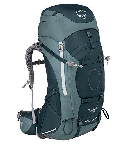 Osprey Damen Trekkingrucksack Ariel AG 65 WM 0 boothbay grey