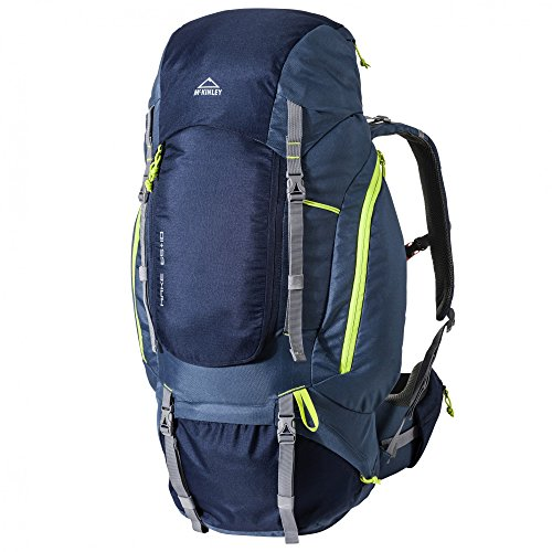 McKINLEY Uni Make Trekkingrücksack, Blau, 65