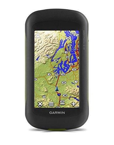 Garmin Montana 610 Outdoor-Navigationsgerät – ANT+ Konnektivität, barometrischen Höhenmesser, GPS und GLONASS, 4 Zoll (10,2cm) Touchscreen-Display
