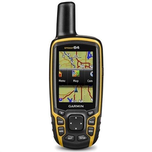 Garmin GPSMap 64 GPS Gerät mit Live Tracking und Smart Notifications