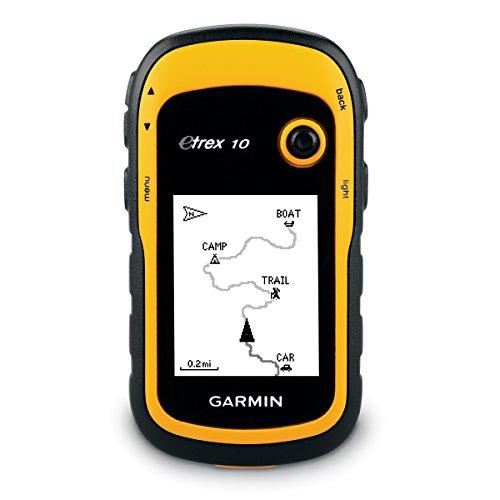 Garmin eTrex 10 GPS Handgerät – 2,2