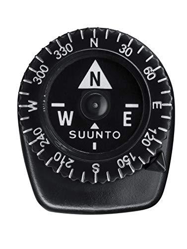 Suunto Clipper Mikro Kompass – 360 Grad Einteilung – drehbare Lünette – Dämmerungsmarken