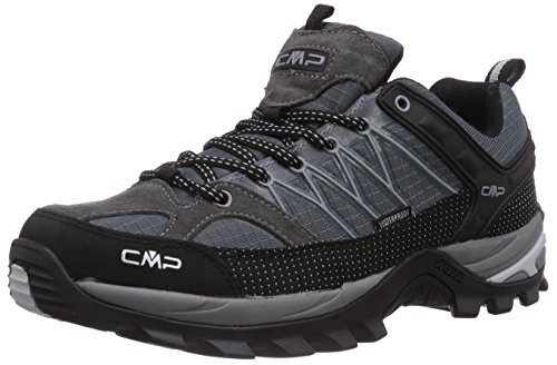CMP – F.lli Campagnolo Rigel, Herren Trekking- & Wanderhalbschuhe, Grau (Grey U862), 41 EU, 3Q54457