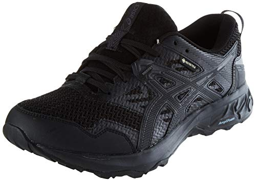 ASICS Herren Gel-Sonoma 5 G-TX Trail Running Shoe, Schwarz, 46.5 EU