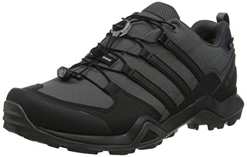 adidas Herren Terrex Swift R2 GTX Traillaufschuhe, Grau (Grey/Core Black/Grey 0), 42 2/3 EU