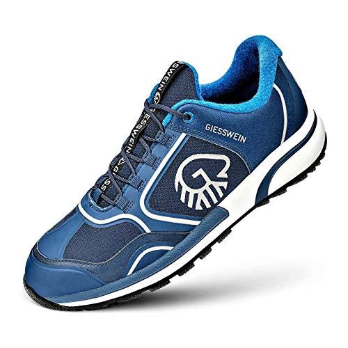 GIESSWEIN Sportschuh Wool Cross X Men – rutschfeste Herren Outdoor-Schuhe aus Merinowolle, Atmungsaktive Trekking-Schuhe mit Micro-Grip Sohle